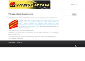 fitnessattack.com.au