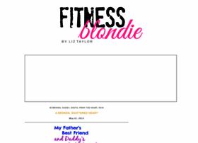 fitnessblondie.blogspot.com