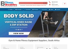 fitnessbreakthru.co.za