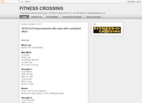 fitnesscrossing.com