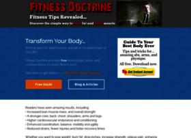 fitnessdoctrine.com