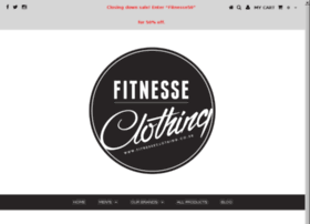 fitnesseclothing.com