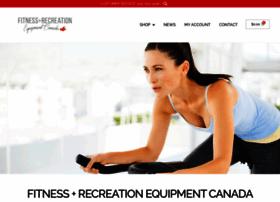 fitnessequipmentcanada.ca