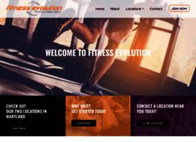 fitnessevolution.com