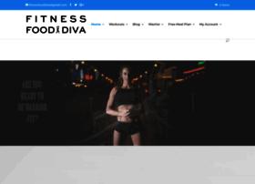 fitnessfooddiva.com