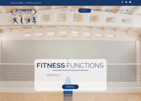 fitnessfunctions.ie