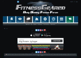 fitnessgeared.com