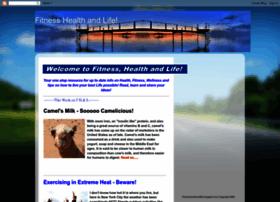fitnesshealthandlife.blogspot.com