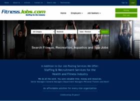 fitnessjobs.com