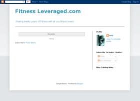 fitnessleveraged.blogspot.com