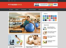 fitnessmag-soratemplates.blogspot.in