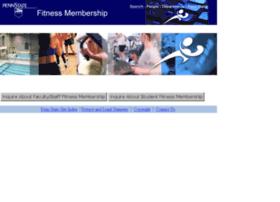 fitnessmembership.psu.edu