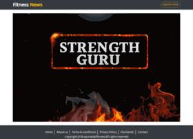 fitnessnews.info