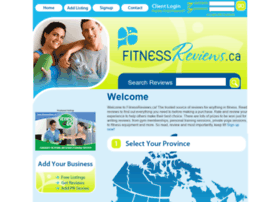 fitnessreviews.ca