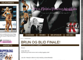 fitnesstherese.blogg.no