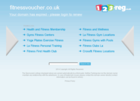 fitnessvoucher.co.uk