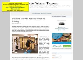 fitnessweighttraining.blogspot.com