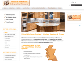 fittedkitchenquotations.co.uk