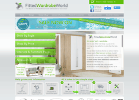 fittedwardrobeworld.com