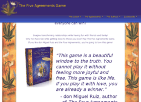 five-agreements-game.com
