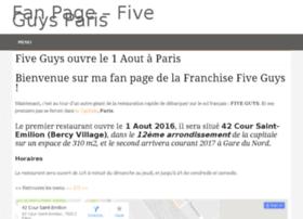 five-guys.com