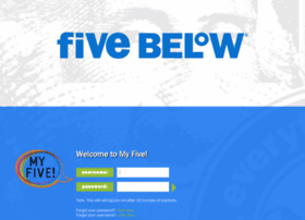 fivebelow.vibehcm.com
