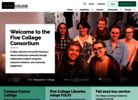 fivecolleges.edu