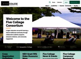 fivecolleges.edu