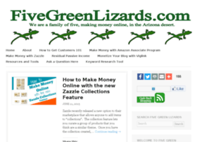fivegreenlizards.com