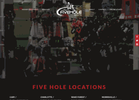 fiveholesports.com