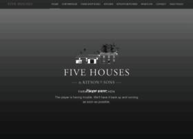 fivehouses.co.uk