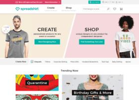 fiverr.spreadshirt.com