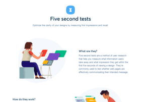 fivesecondtest.com