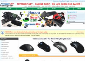 fiveshop.divivu.com