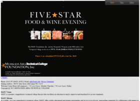 fivestar.matc.edu