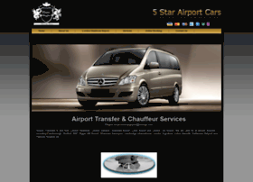 fivestarairportcars.co.uk