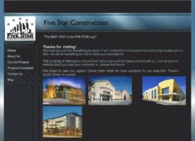 fivestarconstructiongc.com