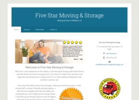 fivestarmovingandstorage.com