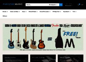 fivestarmusic.com.au
