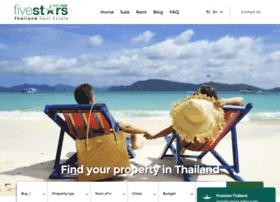 fivestars-thailand.com