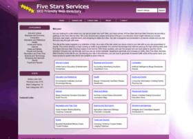 fivestarsservices.com