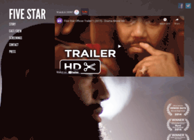 fivestarthemovie.com