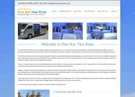 fivestarvisaruns.com