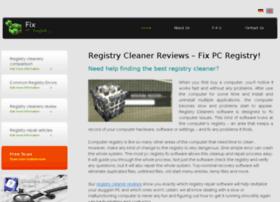 fix-pcregistry.com