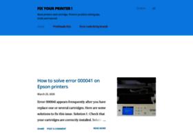 fix-your-printer.blogspot.com.au