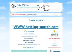 fixed-match.webs.com