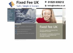 fixedfee.co.uk