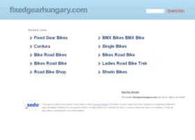 fixedgearhungary.com