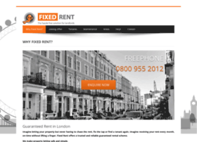 fixedrent.co.uk