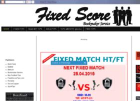 fixedscore.blogspot.com
